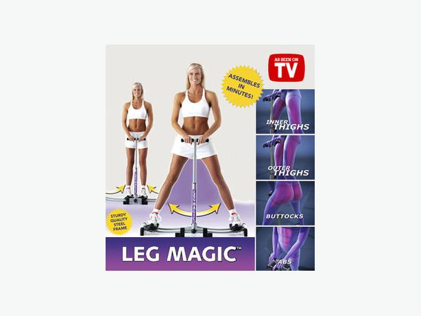 magic leg machine