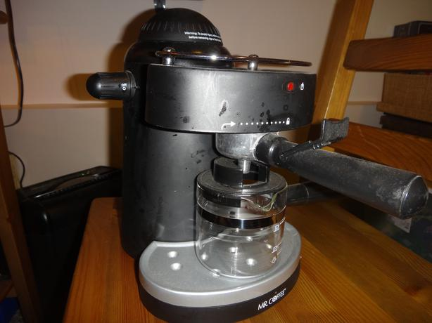 Mr Coffee Latte Maker Clearance : Mr Coffee espresso/latte maker Parksville, Nanaimo