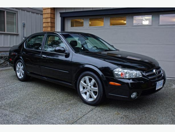 2002 Maxima Gle West Shore Langford Colwood Metchosin