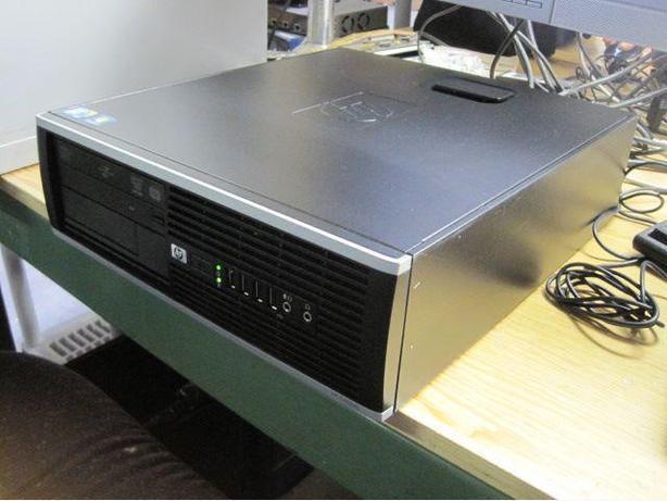 HP 8000 Elite Core2duo  SALE
