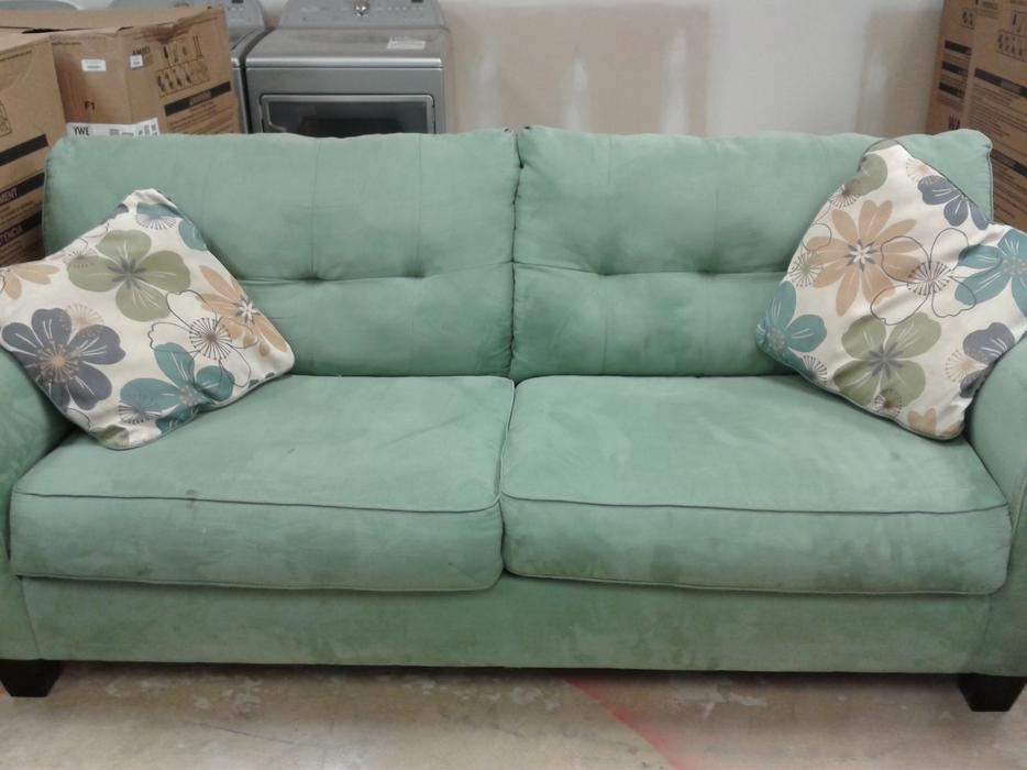 Seafoam Green Sofa Loveseat 6113566 Victoria City