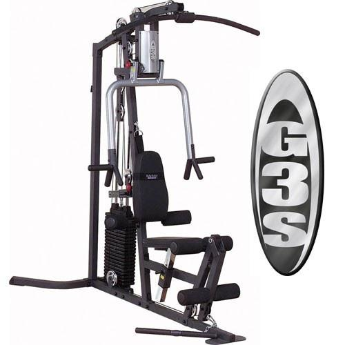 Gym Equipment Kamloops: Body-Solid G3s Selectorized Multi Gym System Stratford