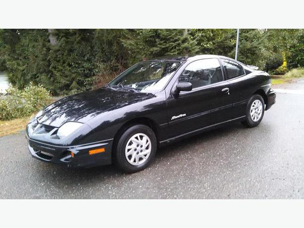 2002 pontiac sunfire coupe west shore langford colwood. Black Bedroom Furniture Sets. Home Design Ideas
