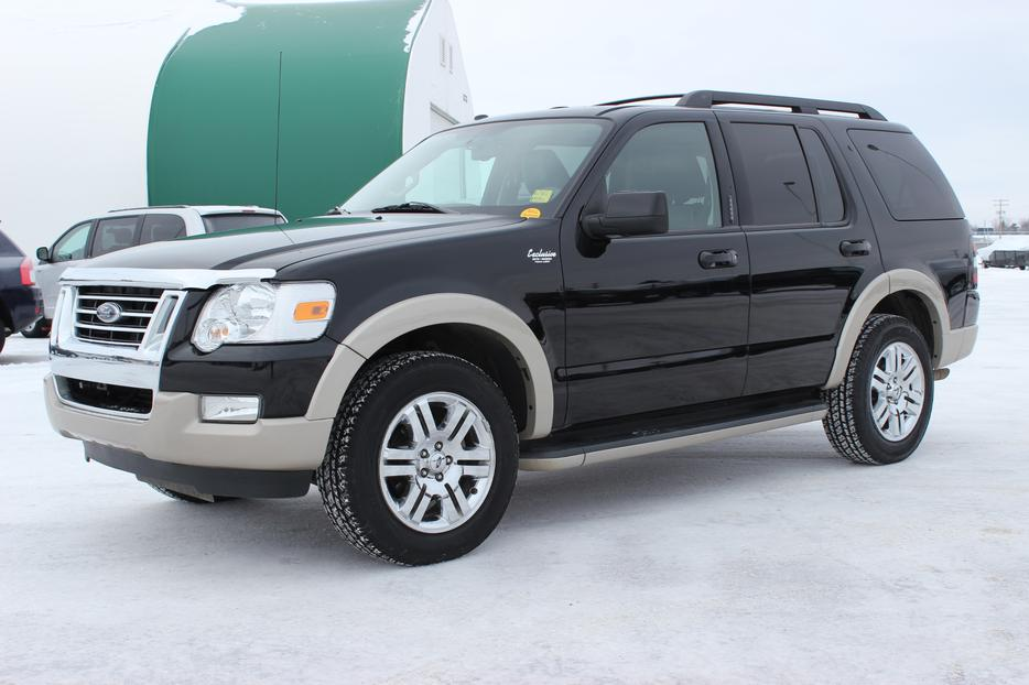 2010 ford explorer eddie bauer edition w heated leather. Black Bedroom Furniture Sets. Home Design Ideas