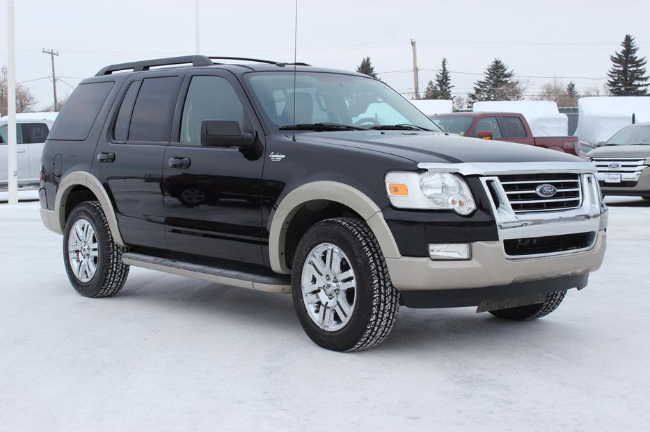 2010 ford explorer eddie bauer edition w heated leather sunroof more outside south. Black Bedroom Furniture Sets. Home Design Ideas