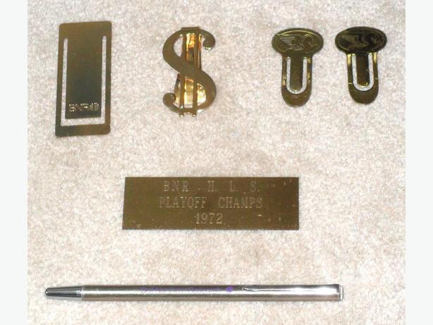 6 one-time Hi-Tech Era Items