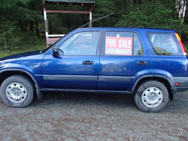 1998 honda crv offers considered south nanaimo nanaimo for Honda crv offers