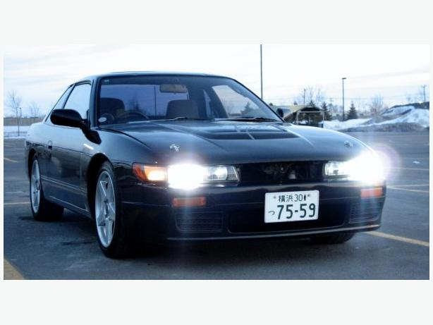 1989 nissan silvia s13 for sale south east calgary. Black Bedroom Furniture Sets. Home Design Ideas