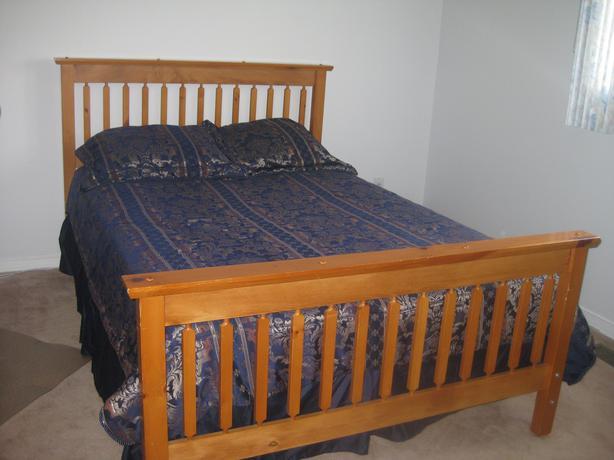 double bed frame mattress for sale kanata ottawa