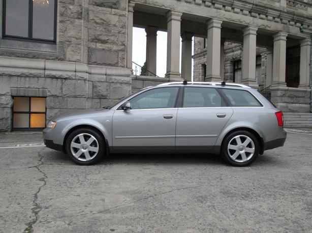 2004 audi a4 quattro wagon only 98 kms victoria city victoria. Black Bedroom Furniture Sets. Home Design Ideas