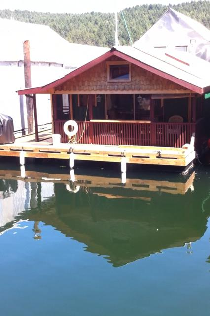 vancouver island float home for sale duncan cowichan
