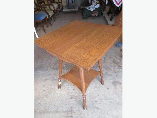 1920 PARLOR TABLE FROM ESTATE