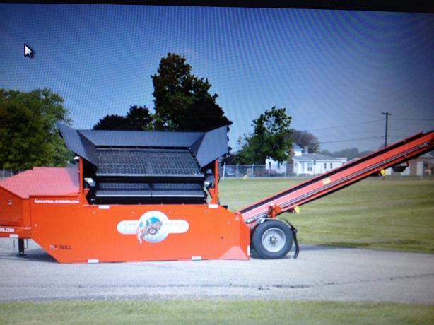 Portable Topsoil Screeners : Wanted portable soil screener west shore langford