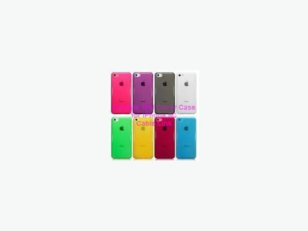 Durable TPU/Plastic Cover Case for IPhone 5C