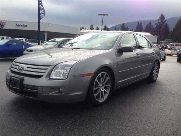 2008 ford fusion north nanaimo nanaimo. Black Bedroom Furniture Sets. Home Design Ideas