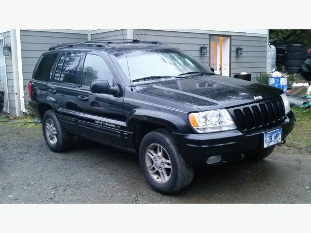 2000 jeep grand cherokee limited quick sale shawnigan lake cowichan. Black Bedroom Furniture Sets. Home Design Ideas