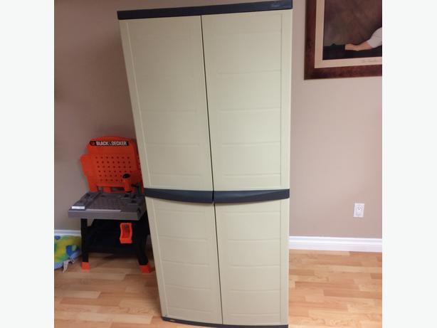 WorkForce plastic storage cabinet East Regina, Regina