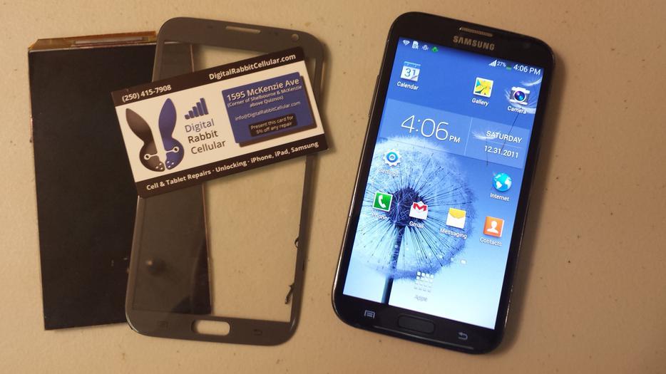 Iphone Screen Repair Victoria