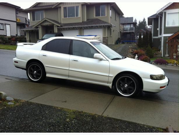 1996 honda accord exr north nanaimo nanaimo for Used car commercial 1996 honda accord