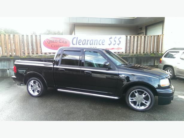 2003 ford f150 rare 100th year harley edition low kms west shore langford colwood metchosin. Black Bedroom Furniture Sets. Home Design Ideas
