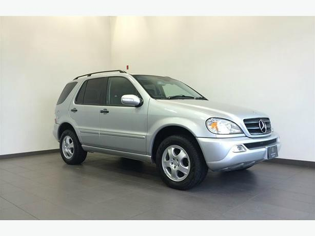 2004 mercedes benz ml350 elegance outside metro vancouver. Black Bedroom Furniture Sets. Home Design Ideas