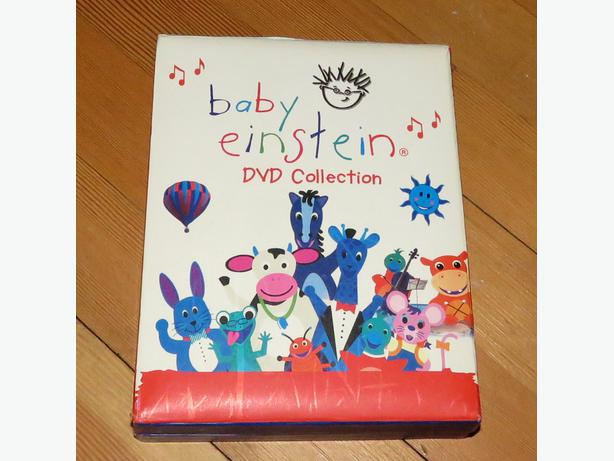 Baby Einstein 20 DVD Collection Saanich, Victoria