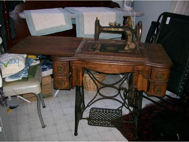 new home treadle sewing machine models