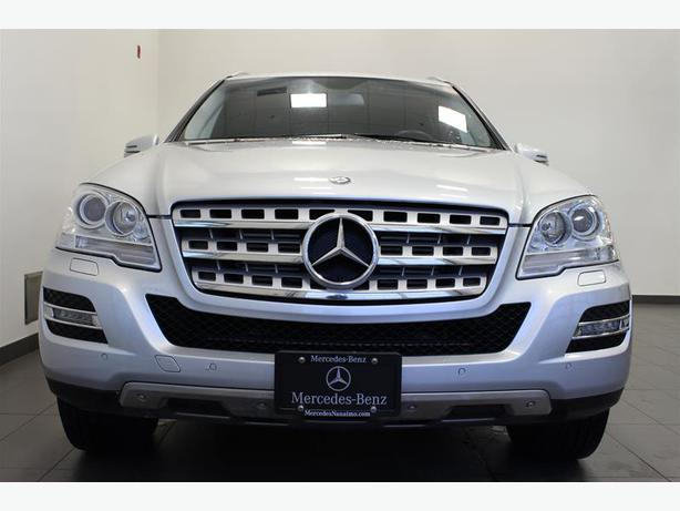 2011 mercedes benz ml350 bluetec 4matic central nanaimo for 2011 mercedes benz ml350 bluetec 4matic