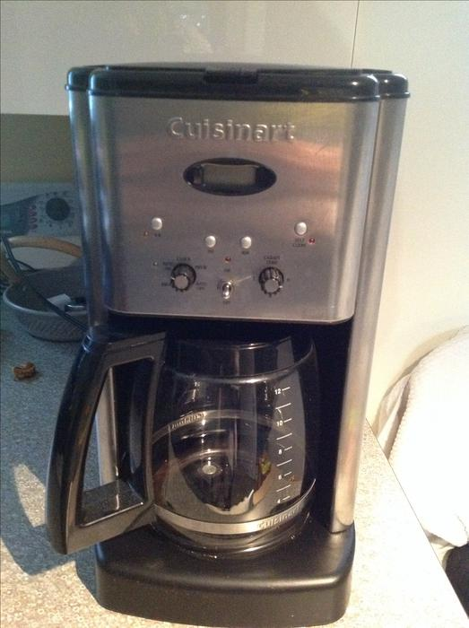 Coffee Maker Gold Filter : Cusinart Coffee Maker with Gold filter Victoria City, Victoria