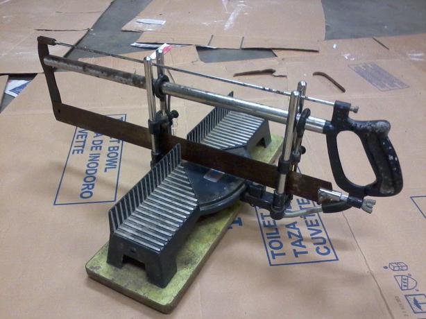 mastercraft mitre saw manual pdf