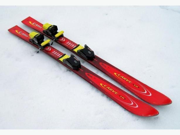 Skis ~ TecnoPro Carve (110cm)