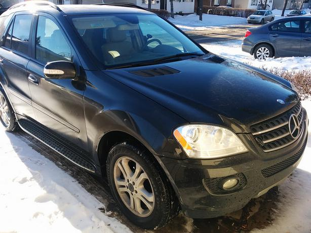 2008 mercedes benz m class diesel ml320 cdi suv east for Mercedes benz ml320 suv