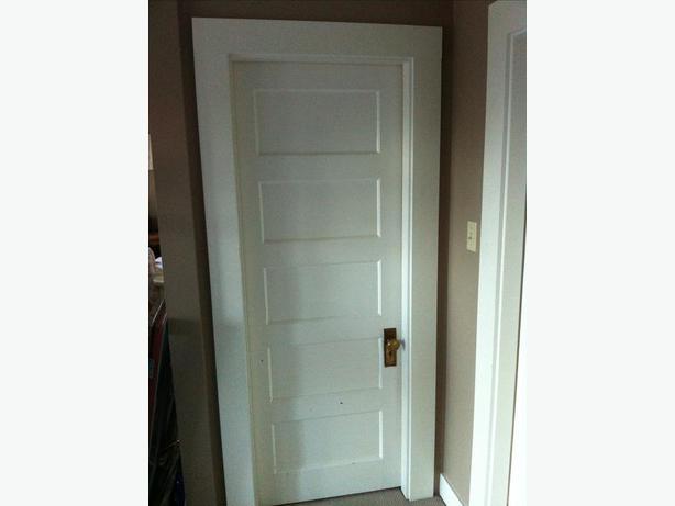 Wanted panel quot interior door left swing north