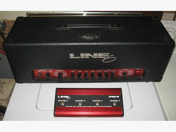 line 6 flextone ii hd manual