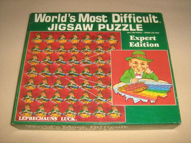 CHALLENGING JIGSAW PUZZLES Gloucester, Ottawa