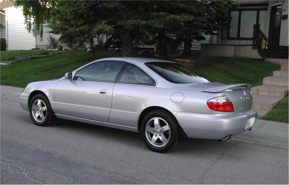2003 Acura 3 2cl Parksville Nanaimo