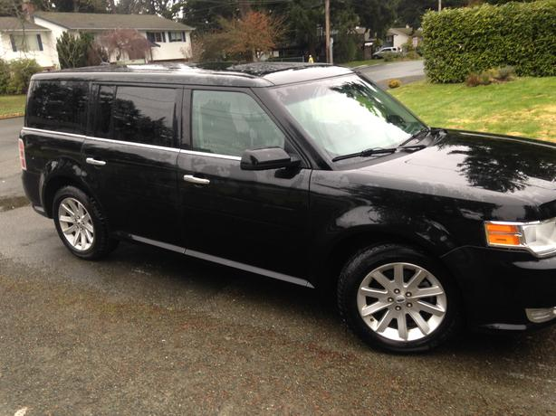 2011 ford flex sel awd west shore langford colwood. Black Bedroom Furniture Sets. Home Design Ideas