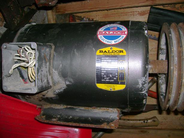 Baldor 10 Hp Electric Motor Saanich Victoria