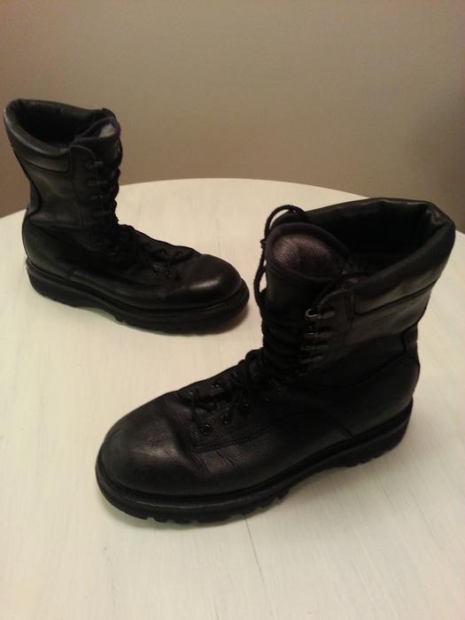 Men S Stc Military Issue Gore Tex Wet Weather Combat Boots