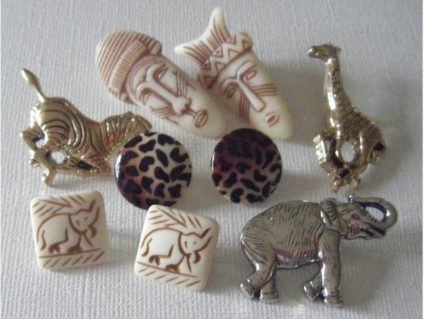 Jungle  Craft Accents