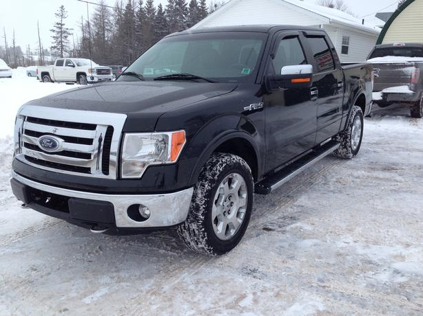 2011 ford f 150 lariat super crew new price stratford pei. Black Bedroom Furniture Sets. Home Design Ideas