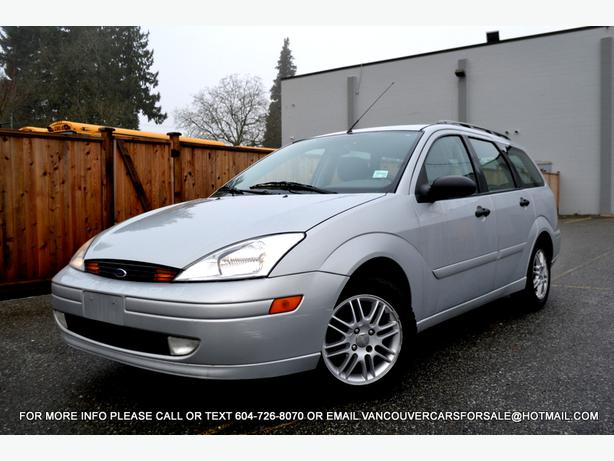 2002 ford focus wagon automatic surrey incl white rock. Black Bedroom Furniture Sets. Home Design Ideas