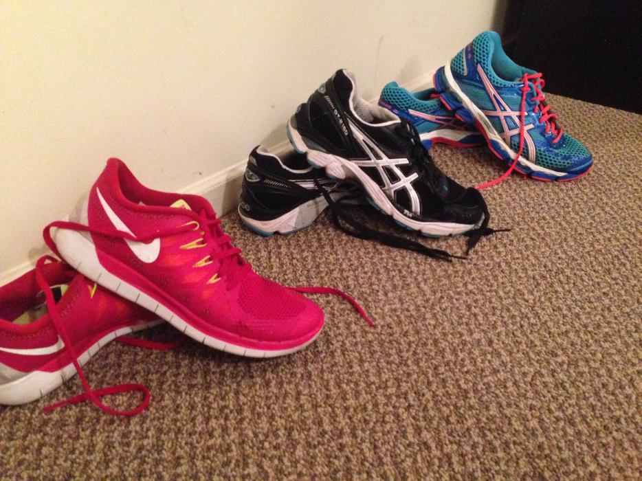 Used Running Shoes Calgary
