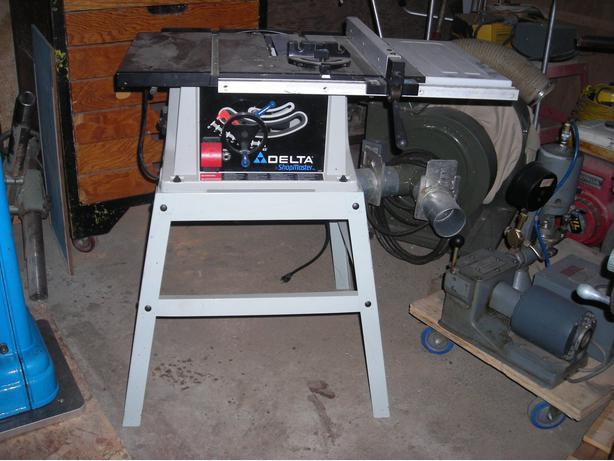 Delta Shopmaster 10 inch table saw