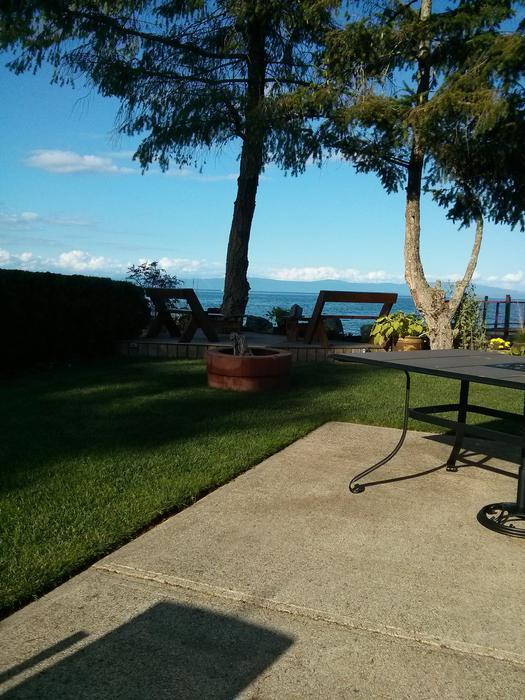 Beachfront Qualicum Bay Avorado Resort Qualicum