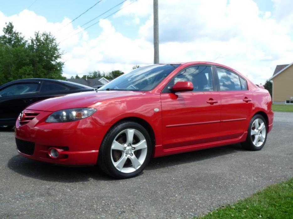 2005 Mazda 3 Sport Reduced Saanich Victoria