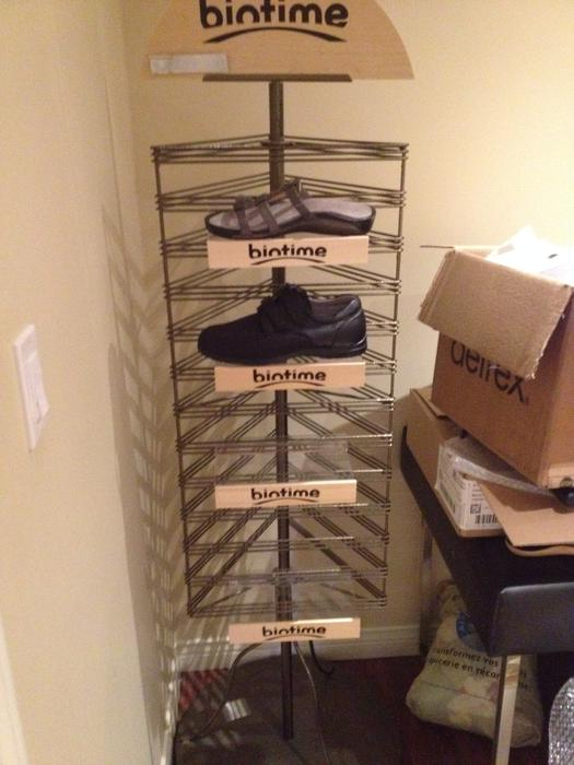 display racks for sale kensington pei. Black Bedroom Furniture Sets. Home Design Ideas
