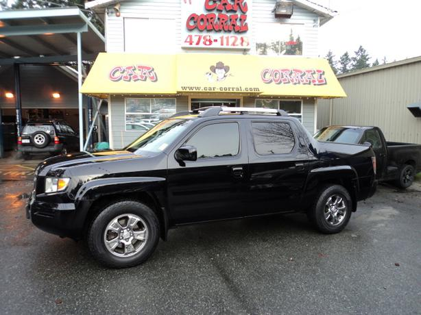2006 honda ridgeline rtl awd west shore langford colwood metchosin highlands victoria
