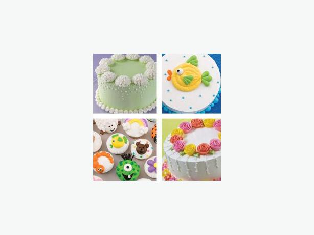 Cake Decorating Class Kitchener : FREE Ride to Cake Decorating Classes in Langford Mill Bay ...
