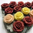 A Dozen Roses Soap Gift Set